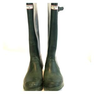 Used Hunter Boots Men's 11